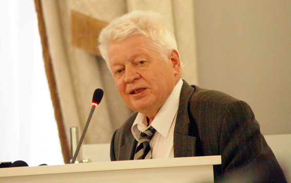Николащенко Борис Васильевич, руководитель архитектурно-планировочной мастерской №1 Научно-исследовательского и проектного центра Генерального плана Санкт-Петербурга