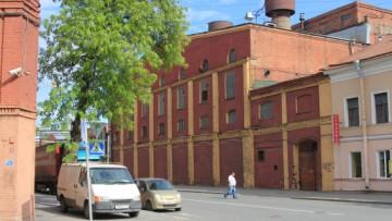 Завод на Степана Разина