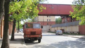 Завод на Степана Разина в Петербурге