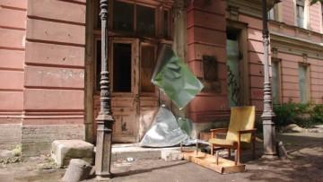 Пожар в здании на Каменноостровском проспекте, 66