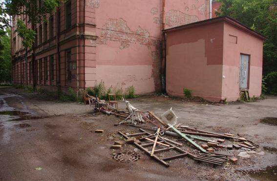 Здание на Каменноостровском проспекте, 66