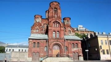 Покровская церковь на Боровой улице, 52