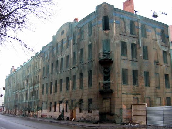 Пионерская улица, 38