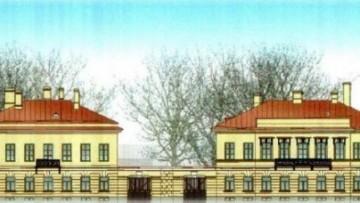 Синопская набережная, 68-70. Проект реконструкции