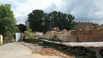 Снос исторических зданий на улице Короленко, 5