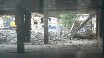 Стройнадзор счел снос домов на Короленко «вывозом мусора»