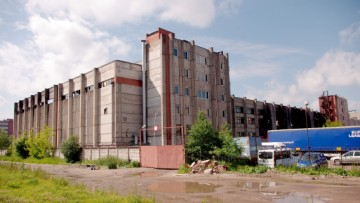 «Септем-сити» на месте «Знамени труда» начнут строить в 2013-м