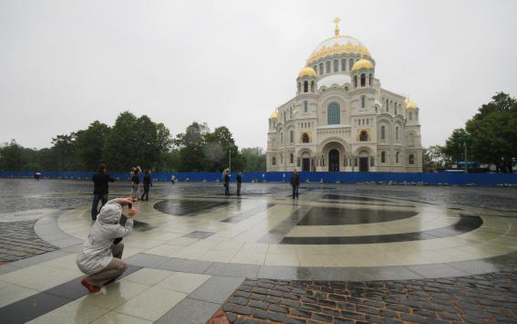Морской собор в Кронштадте планируют восстановить в 2013 году