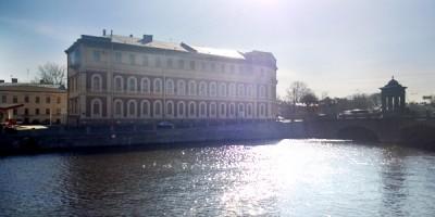 Военно-морской госпиталь на Фонтанке