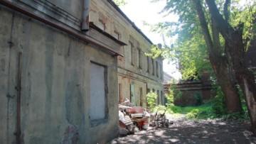Здание при Екатерингофской бумагопрядильной мануфактуре на улице Калинина, 6