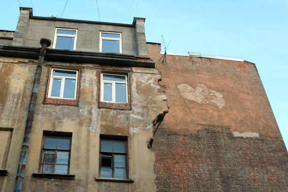 Дворовый флигель дома Квасникова