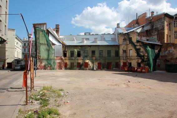 Дом Рогова на Загородном проспекте
