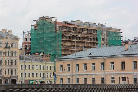 надстройка дома Павлова