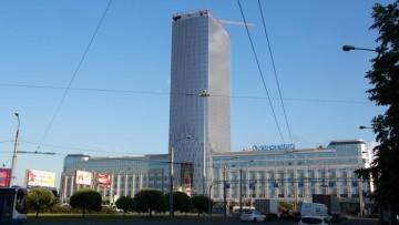 Лидер тауэр, бизнес-центр на площади Конституции, Ленинском проспекте