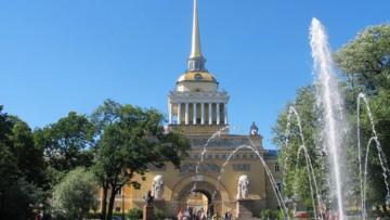Главный штаб ВМФ закончит переезд в Петербург до конца августа