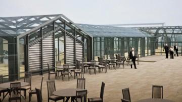 Проект реконструкции теплиц в Царском селе