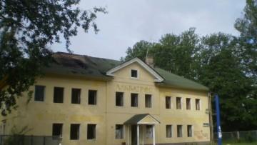 Бывший детский сад на Дачном проспекте, 21, корпус 1