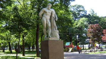 Геркулес в Александровском саду