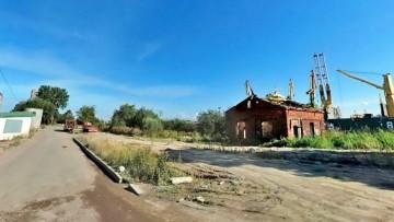Канонерский остров, 1, Тухлов дом, дом бакенщина