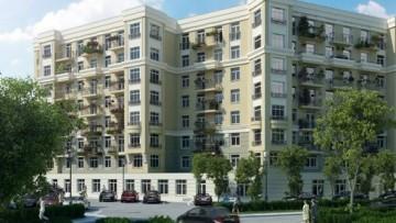 Жилой комплекс «Новелла» на улице Савушкина, 7, корпус 3. Проект