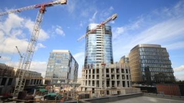 Строительство комплекса «Новый город»