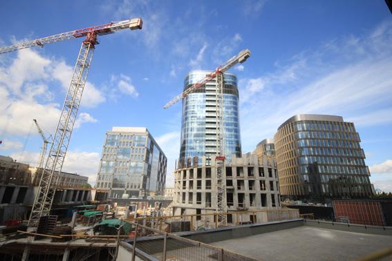"""Строительство комплекса """"Новый город"""""""