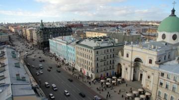 Петербург, Невский проспект