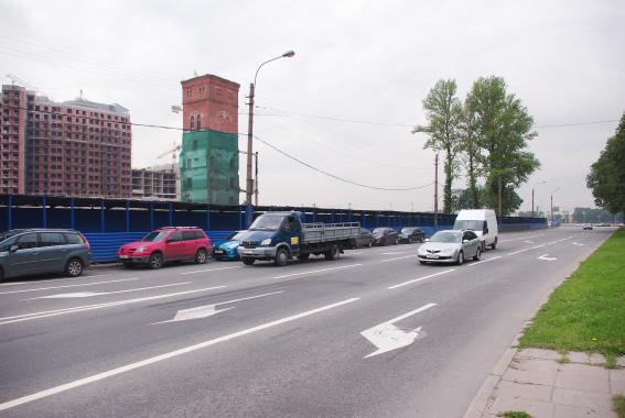 На Свердловской построят краснокирпичный жилой комплекс