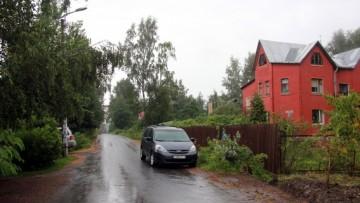 Ульяновская, Баушевская улица, Петергоф
