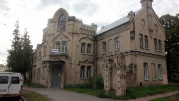 Усадьба, дом Кокорева на Московской улице, 55, в Пушкине