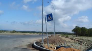 Панорама улицы Новые Заводы под Стрельной