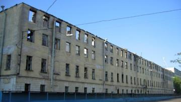 Улица Гастелло, 16, расселенное общежитие ГУАП, Университета аэрокосмического приборостроения