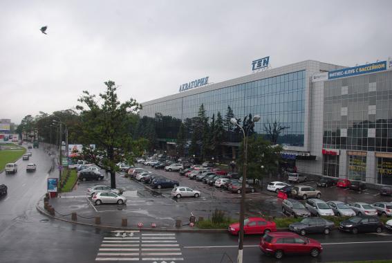 Бизнес-центр Акватория на Выборгской набережной, 61