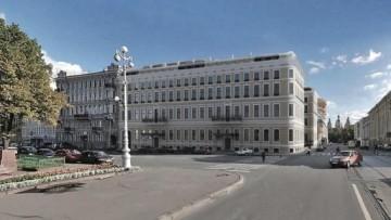 Дом Мордвиновых на улице Глинки. Проект реконструкции