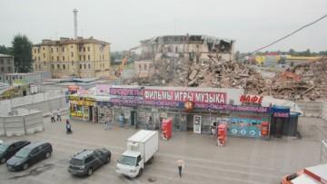 «Адамант» отказался от строительства возле Ладожского вокзала