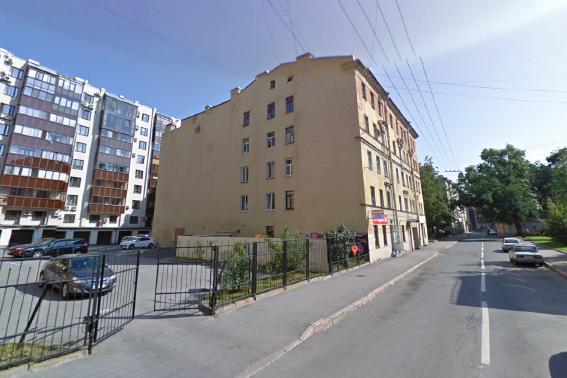 Дом на Ораниенбаумской, 13