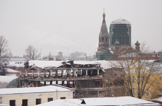 Суды: дом Шагина и фабрика «Ладога» были снесены незаконно