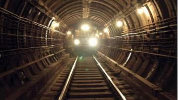 Задымление в тоннеле метро