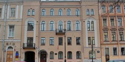 Улица Рылеева, дом 7