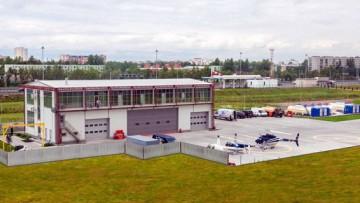Вертодром Хелли-драйв, Пулково