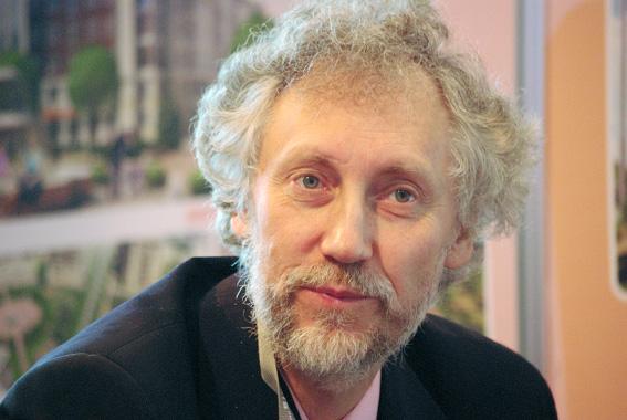 Сергей Цыцин, генеральный директор, главный архитектор «Архитектурной мастерской Цыцина»