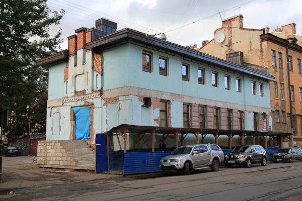 особняк Аммермана в Дегтярном переулке