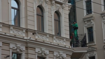 Дома Кирикова— Зоологический переулок— Август, 2012— 2