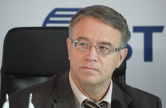 Михаил Ерофеев, гендиректор ООО «Мультимодальный комплекс Усть-Луга»