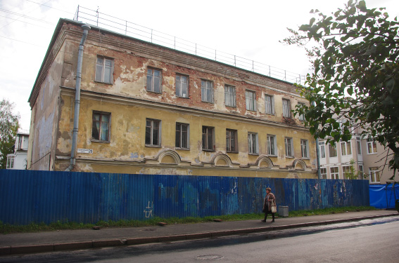 Дом Макрова на Госпитальной улице, 20