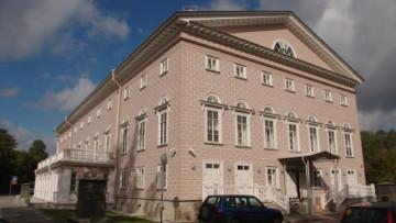 Каменноостровский театр, набережная Крестовки, 10