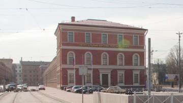 Крюковские казармы— новое здание Военно-морского музея