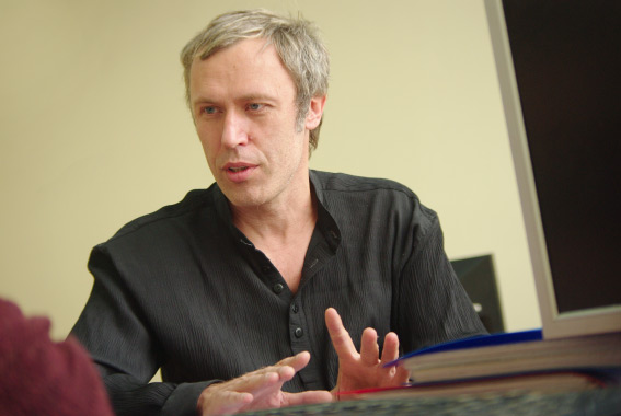 Дмитрий Лагутин, архитектор, директор архитектурной фабрики «32 декабря»
