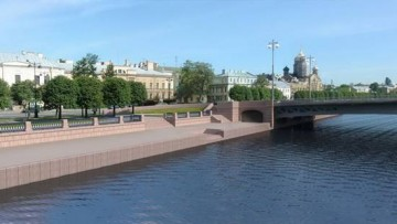 Проект Ново-Адмиралтейского моста