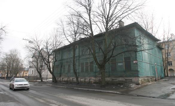 Малая улица, 13. Пушкин